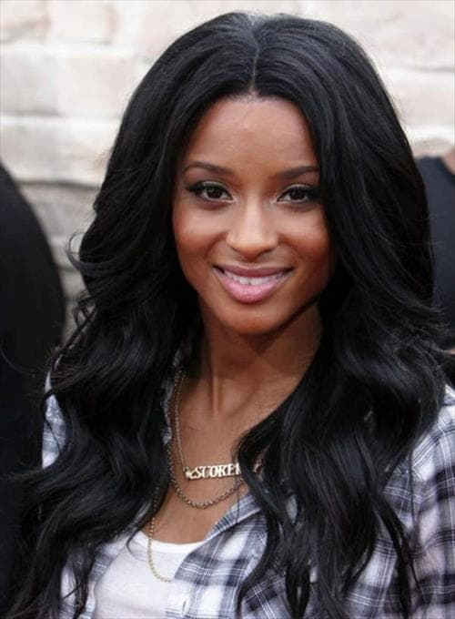 Long Haircuts and Hairstyles for Black Girls 6-min