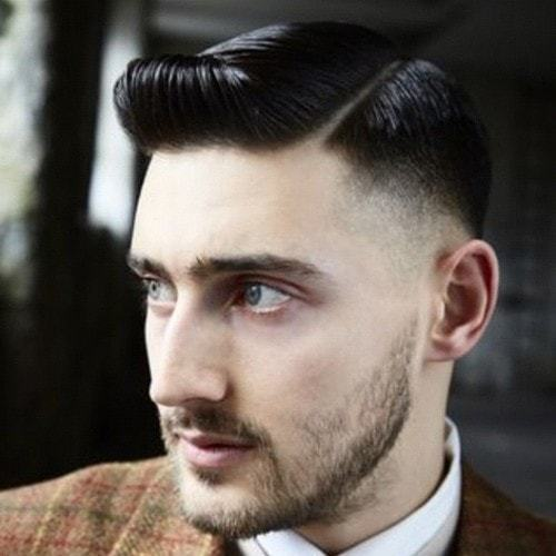Go Vintage 20 Men Rsquo S Hairstyles From 1920 Rsquo S