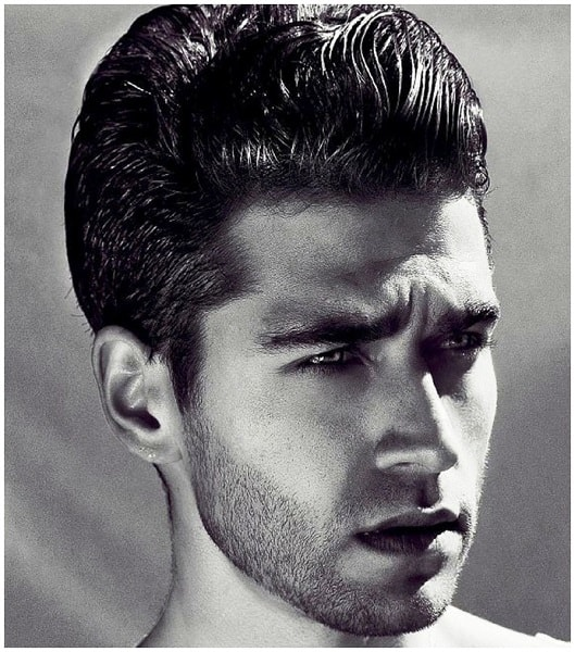 Go Vintage: 20 Men's Hairstyles From 1920's