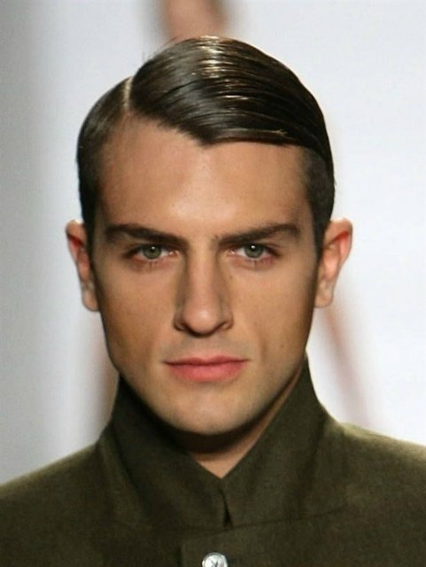 Try Vintage: 12 Men's Vintage Hairstyles from 1940s