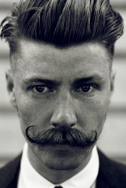 Try Vintage 12 Men S Vintage Hairstyles From 1940s
