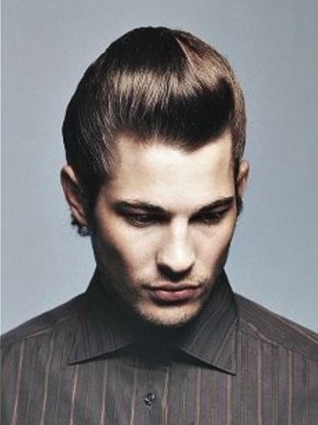 25 best greaser hairstyles for men from 1950s hairstylecamp mens greaser hairstyles with round crest urmus Images