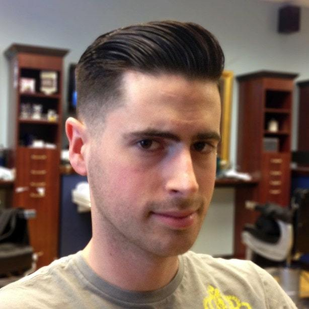 Wondrous 25 Greaser Hairstyles For Men From 195039S Hairstylecamp Hairstyles For Men Maxibearus