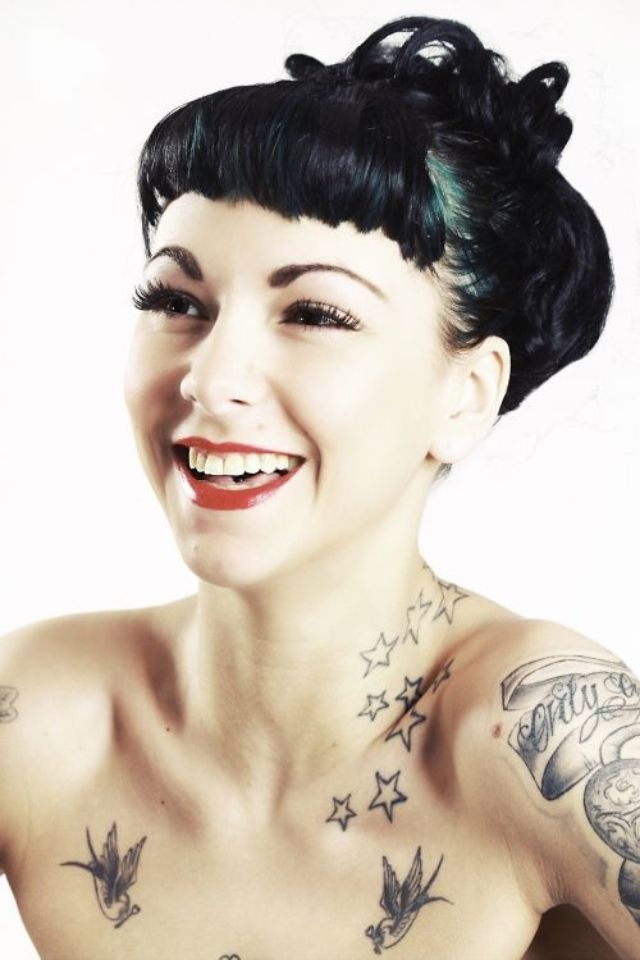 Rockabilly-hairstyles-women
