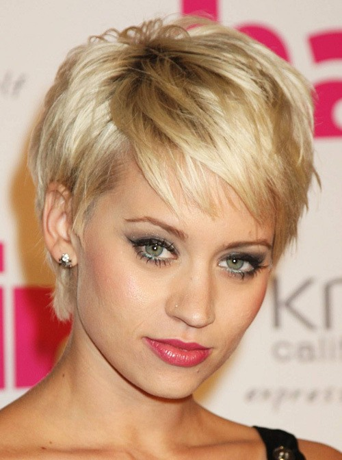 Fantastic 50 Smartest Short Hairstyles For Women With Thick Hair Short Hairstyles Gunalazisus