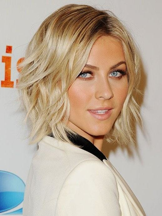 Short Layered Hairstyles For Fine Hair Over 50 Awesome Women With