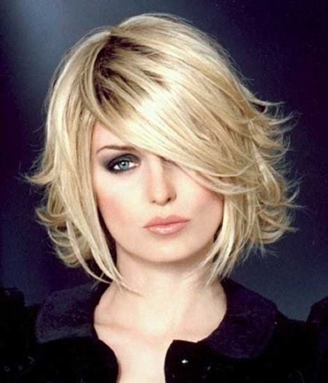 beautiful short layered hairstyles for women