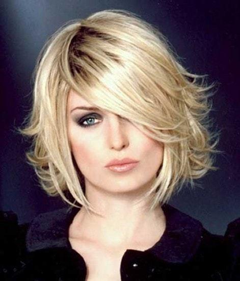 beautiful short layered hairstyles for women
