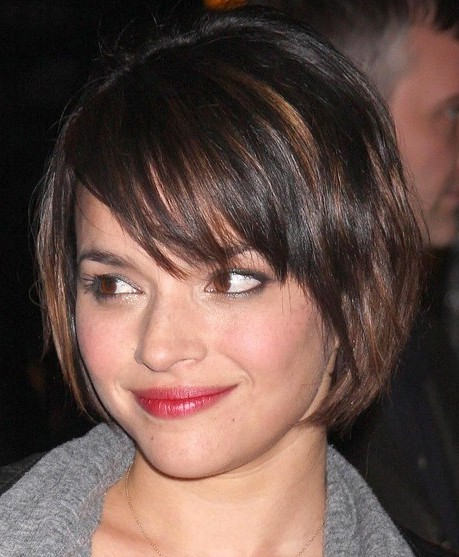 women Cute layers hairstyle