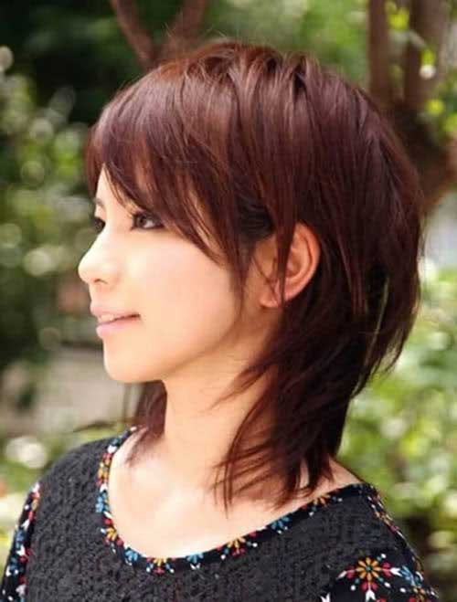 20 No-Hassle Short Layered Hairstyles for Glamorous Girls