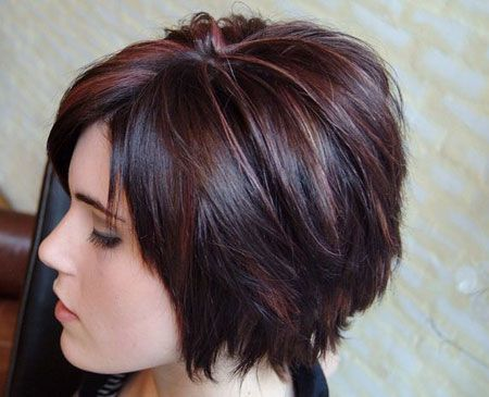 Short Layered Hairstyles 9-min