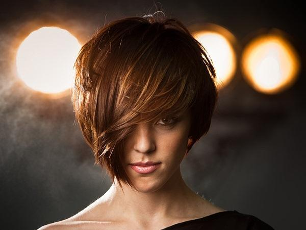45 No Hassle Short Layered Hairstyles For Girls April 2020