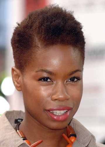 70 Majestic Short Natural Hairstyles for Black Women