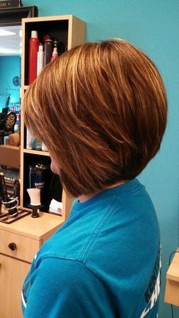 cool bob haircut