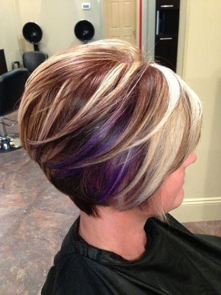Short Stacked Bob Hairstyles For Women 5 Min