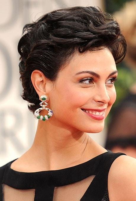 natural wedding hairstyles for short hair for women