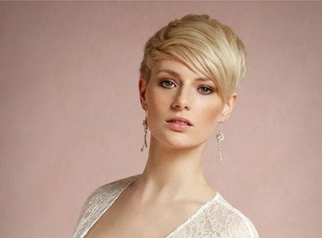 Short wedding hairstyles 15-min