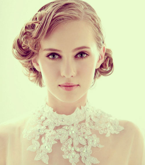 Short wedding hairstyles 18-min