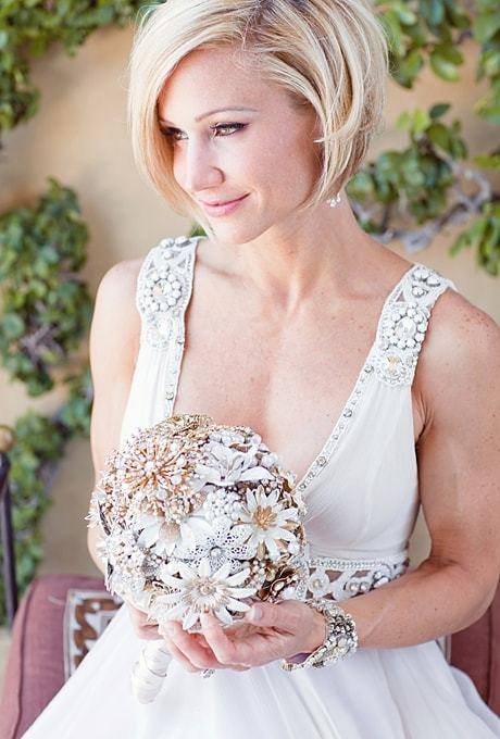 100 Greatest Wedding Hairstyle Ideas With Short Hair