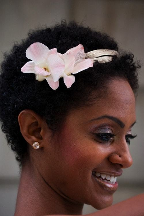 Groovy 25 Handy Wedding Hairstyles For Black Brides To Feel Special Short Hairstyles For Black Women Fulllsitofus