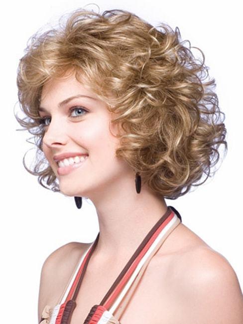 best Curly bob haircut you like