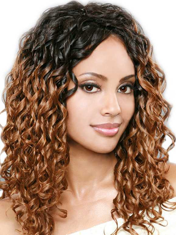 curly weave hairstyles for women 8-min