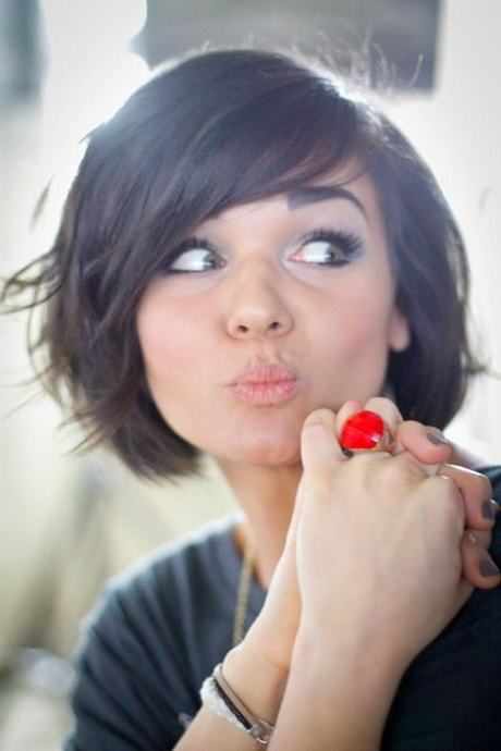 cutest Messy bob haircuts for women