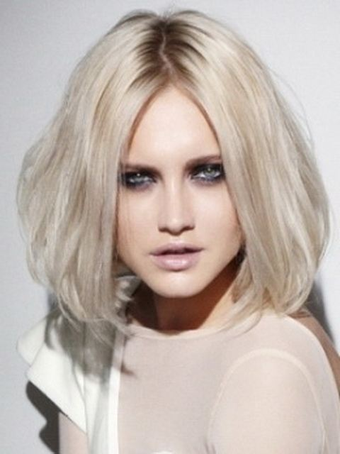 25 Perfect Hairstyles for Heart Shaped Faces - HairstyleCamp