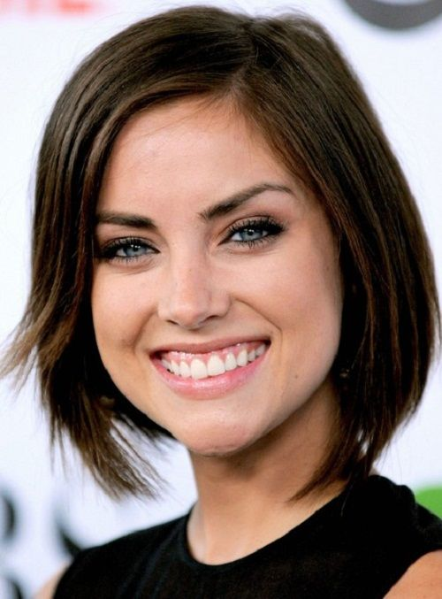 Astonishing 25 Perfect Hairstyles For Heart Shaped Faces Hairstylecamp Short Hairstyles Gunalazisus