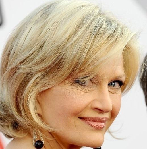 15 Decent & Wonderful Hairstyles for Women Over 70