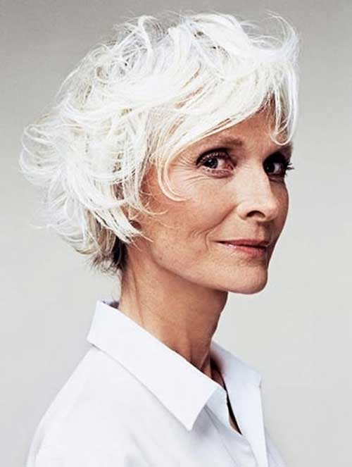 15 decent amp wonderful hairstyles for women over 70