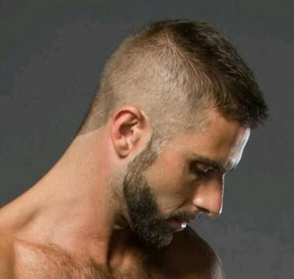 2. Fohawk. High And Tight Haircuts For Men