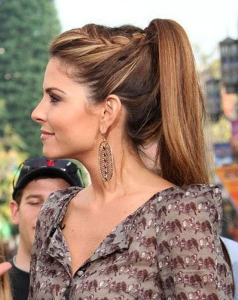 25 Beautiful High Ponytail Hairstyles To Make Your Hair Shine