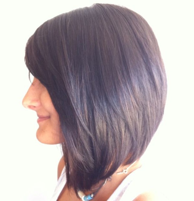 55 Best Long Angled Bob Hairstyles We Love – HairstyleCamp