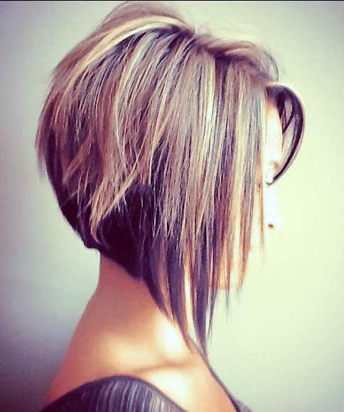 Groovy 25 Best Long Angled Bob Hairstyles We Love Hairstylecamp Hairstyles For Women Draintrainus