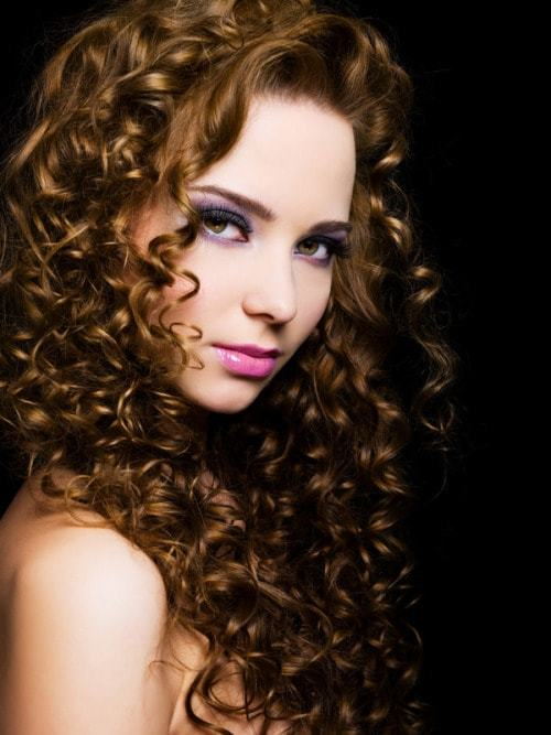 ringlet curls for women 1-min
