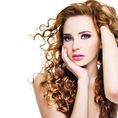 best ringlet curls hair for young girl