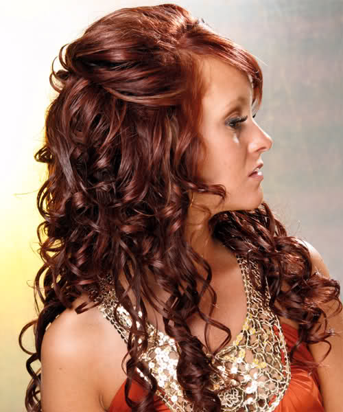 Special Trendy Ringlet Curls To Make You Look Amazing - Hairstyle ringlets curls
