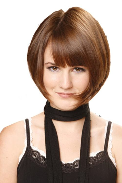 25 sew in bob hairstyles to give you new looks sew in bob with volume on top sew in layered bob hairstyles urmus Gallery