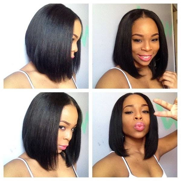Sensational 25 Sew In Bob Hairstyles To Give You New Looks Hairstyles For Women Draintrainus
