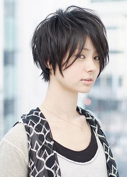 Awe Inspiring 50 Incredible Short Hairstyles For Asian Women To Enjoy Short Hairstyles Gunalazisus