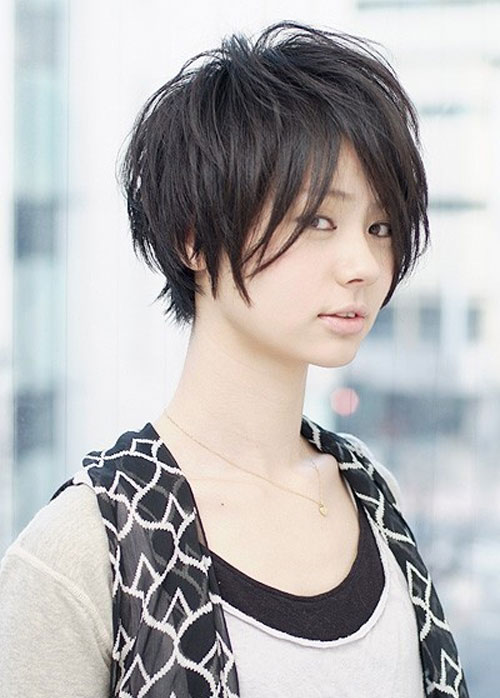 Remarkable 50 Incredible Short Hairstyles For Asian Women To Enjoy Short Hairstyles Gunalazisus