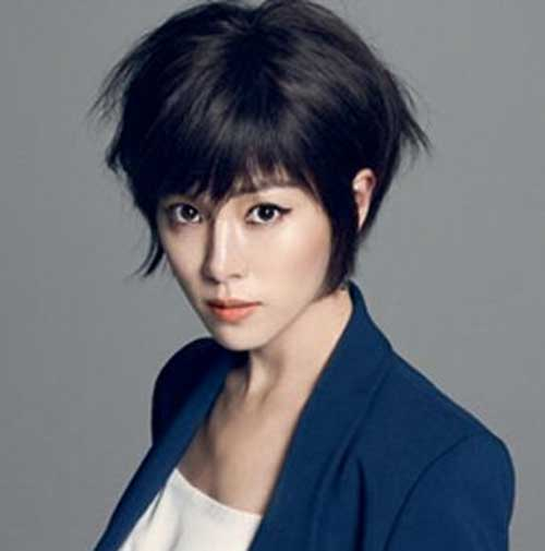 Awesome 50 Incredible Short Hairstyles For Asian Women To Enjoy Short Hairstyles Gunalazisus