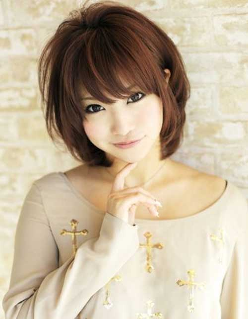 Asian Shag Hair 115