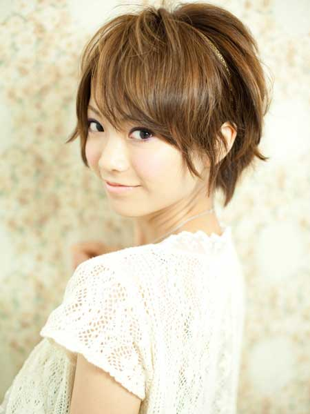 50 Incredible Short Hairstyles for Asian Women to Enjoy