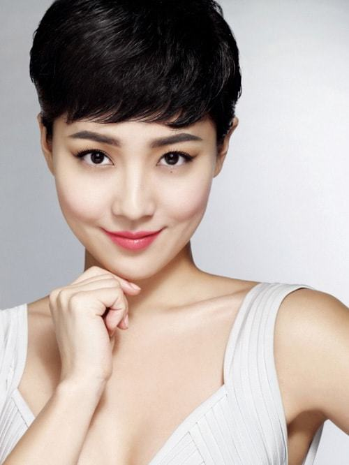 Asian Hairstyles cute short asian bob hairstyles 2016 looking for hair extensions to refresh your hair look Short Asian Hairstyles For Women 9 Min