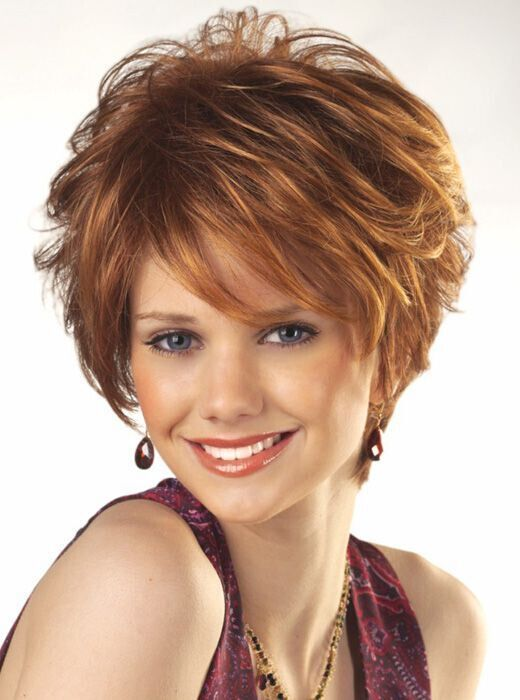 short hairstyles for women age 40 to 50 3-min
