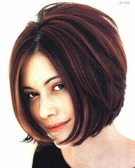 50 smartest short hairstyles for women with thick hair short hairstyles for thick hair urmus Choice Image