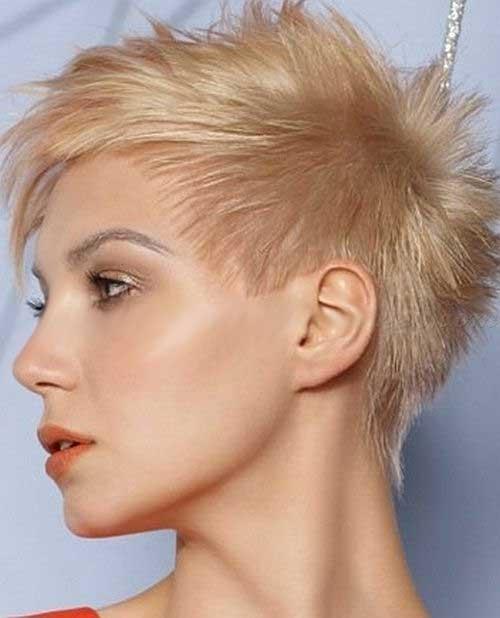 Astounding 10 Exclusive Short Spiky Hairstyles For Fearless Women Short Hairstyles For Black Women Fulllsitofus