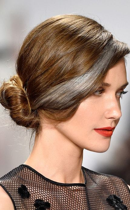 Awe Inspiring 12 Quick Sock Bun Hairstyles To Create Your Magnetic Image Short Hairstyles Gunalazisus